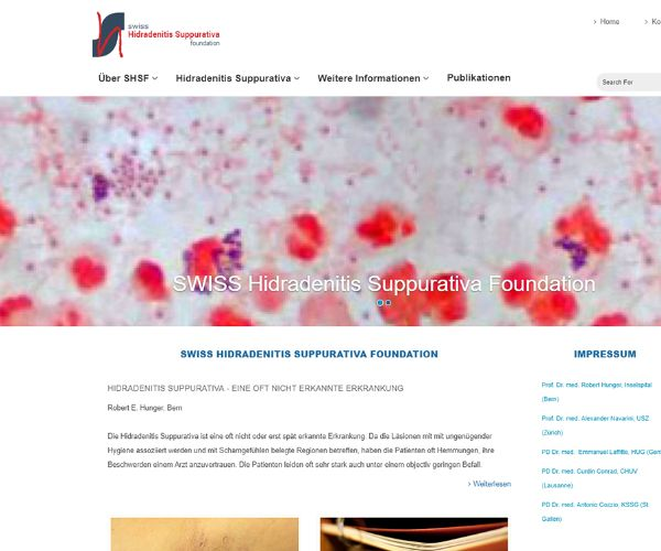 SHSF (Swiss Hidradenitis Suppurativa Foundation)